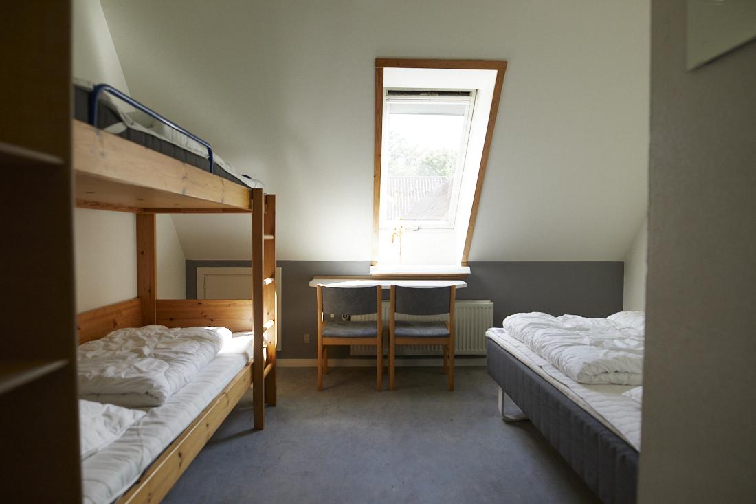 4 værelse danhostel8716 1