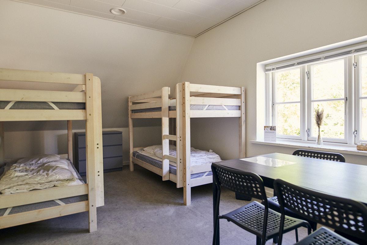 4 værelse